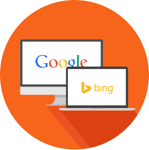 google bing search engines